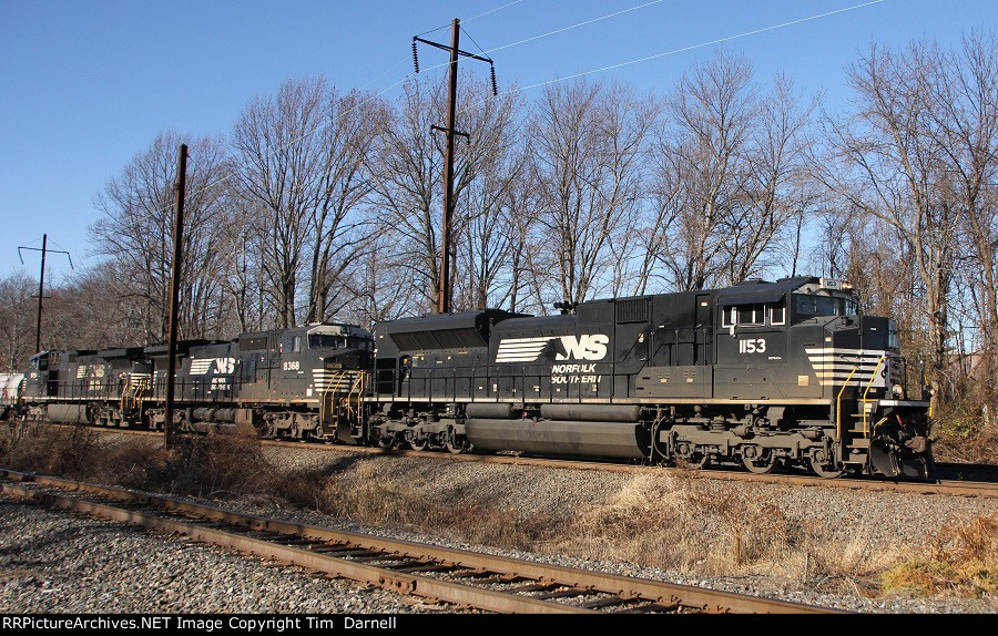 NS 1153 leads 14G